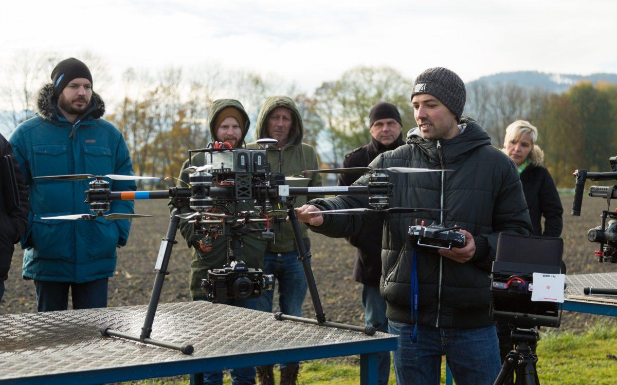 Drohnen: Vorbereitungskurs und Luftrecht-Prüfung durch die Austro Control