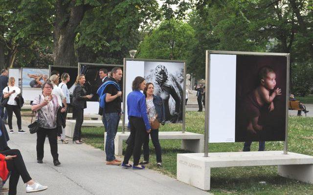 Ausstellung Menschenbilder OÖ 2018 – Eröffnungsvernissage in Linz
