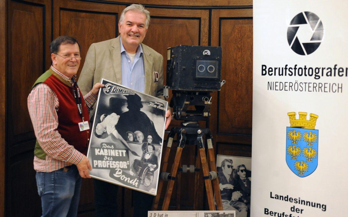 3Dimensionale 2018 – 90 Jahre Stereoskopie in Österreich