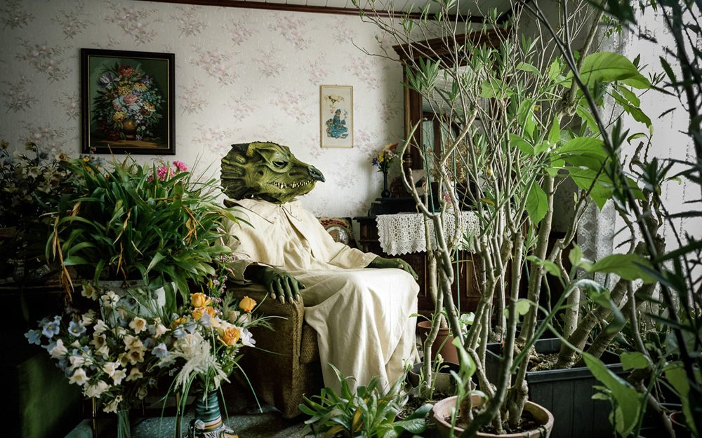 Fotografischer Salon mit Klaus Pichler in Nenzing