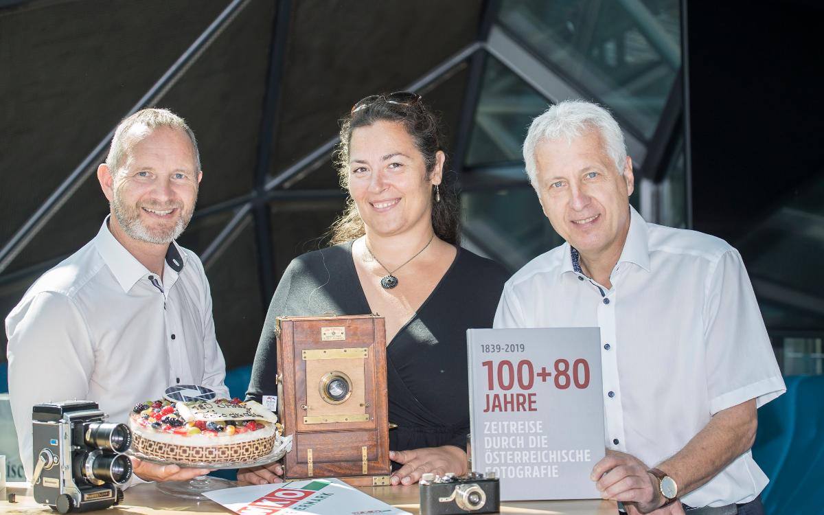 180 Jahre Fotografie: Sonderausstellung in der Steiermark