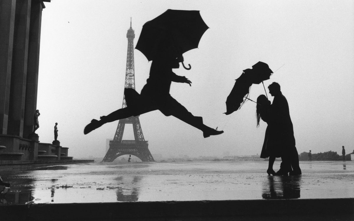 Elliott Erwitt: Paris